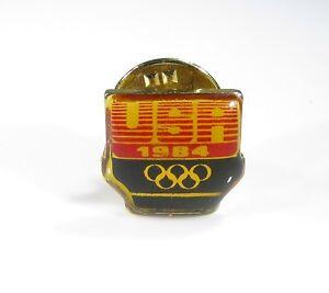 Gold-Tone-Pin-with-1984-USA-Olympics-Logo