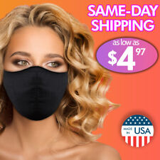 Face Mask Reusable Washable Covering Masks Clothing Men Women Protective USA ??