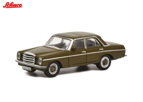 Schuco 452636700 Mercedes-Benz //8 kommandeurswagen 1:87 nuevo en OVP
