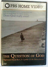 The Question of God: Sigmund Freud and C.S. Lewis (DVD, 2004) Like New