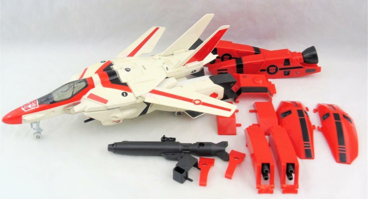 Transformers Original G1 1985 Jetfire Marcoss Sticker Wing Complete
