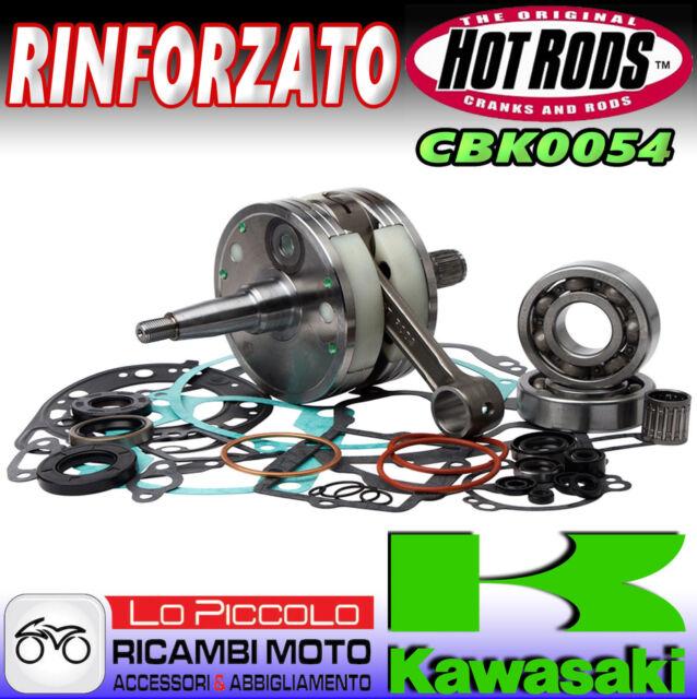 KAWASAKI KX 250 1992 HOT RODS KIT REVISIONE MOTORE ALBERO + CUSCINETTI