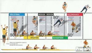 Netherlands-block36-complete-issue-unmounted-mint-never-hinged-1992-Olympics