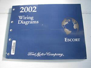 2002 Ford Workshop Diagnostic Repair Manual. Electric ...