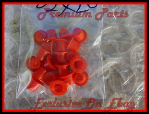 Caliper Cylinder Brake ABS 10.6mm  X 9.9mm Wheel 20 Plastic Cap Plug Master