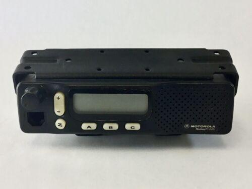 Motorola M1225 UHF 450-474 MHz 20 Ch,.25-40 Watts Mobile W//N Band