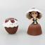 Kunststoff-Cupcake-Prinzessin-Puppe-Verwandelt-Duftende-Kuchen-Kind-Spielzeug Indexbild 2