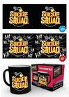 Magic Heat Changing Mug >> SUICIDE SQUAD BOMB << Thermoeffekt Tasse - NEW & OVP