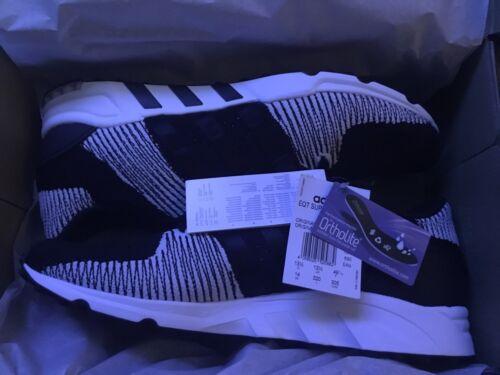 Primeknit uk13 5 rare Rf white Trainers Eqt Adidas Support Size Black XtnqCPwz