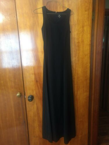 Women's Cousins Concert Attire Black Dress 6