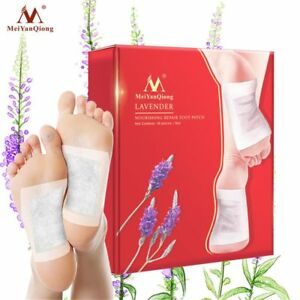 20Pcs-Detox-Foot-Pads-With-Adhesive-Detoxifying-Weight-Loss-Foot-Patch-New