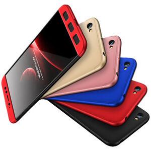 Funda-carcasa-GKK-3-en-1-completo-360-para-Xiaomi-Redmi-Note-5A-Pro-Prime