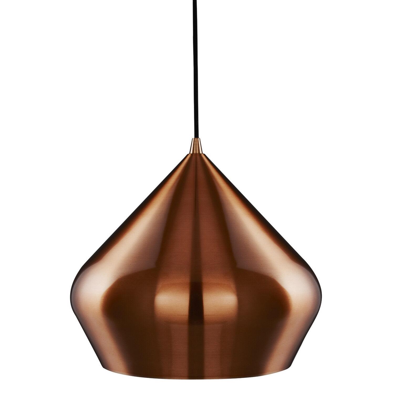 Vibrant cuivre pyramide plafond lustre plafonnier pendentif plafonnier lustre l'éclairage domestique 56c184