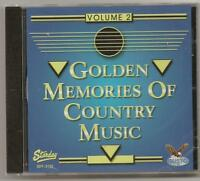 Golden Memories Of Country Music, Cd volume 2 Sealed