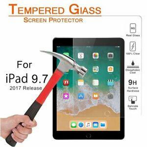 Tempered-Glass-Screen-Protector-For-iPad-6th-Generation-iPad-Pro-9-7-034-Air-2-2018