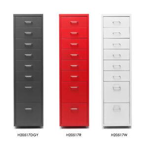 iKayaa Shelved 4 Floor Cabinet mit Tür Schubladen Schlafzimmer Storage Organizer