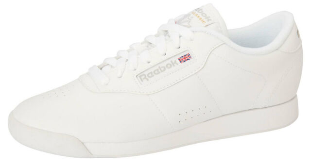 Reebok Womens Princess Wide D White 30500 7 for sale online  b18791aa0
