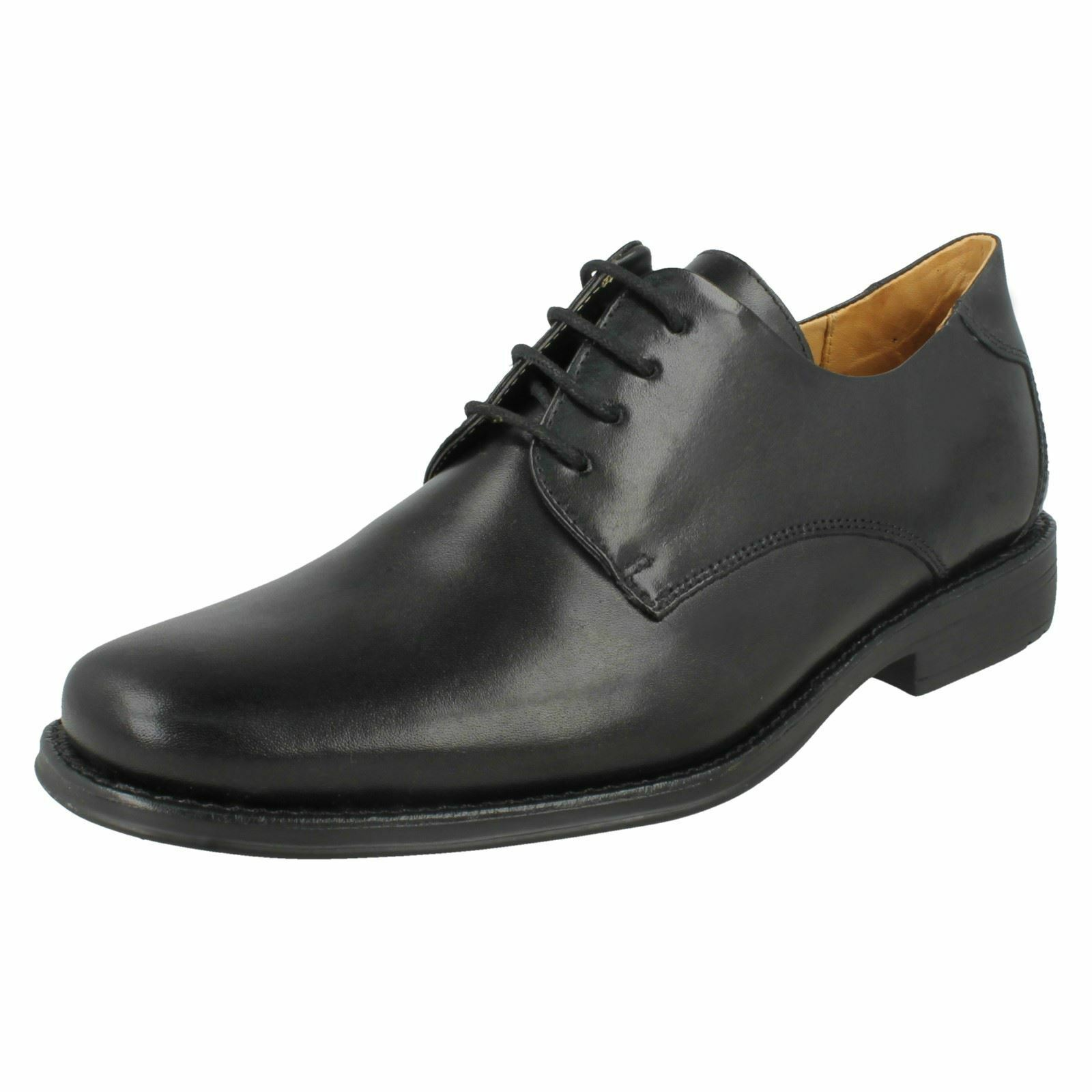 Mens Anatomic & Co Gel Technology Leather Lace Up Shoes Leme - 919120