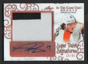 2018-LEAF-IN-THE-GAME-USED-NOLAN-PATRICK-JUMBO-PATCH-AUTO-RC-15-35