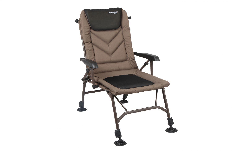 Prologic Commander Vx2 High Chair Fishing Chair Fishing Stool Carp Chari Camping