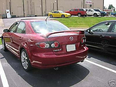 Factory Style PAINTED 2003 2004 2005 2006 2007 2008 Mazda 6 Spoiler