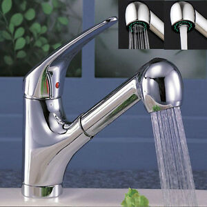 Kitchen faucet spray sink sprayer shower pull out replace head toilet new ebay - Shower head for kitchen sink ...