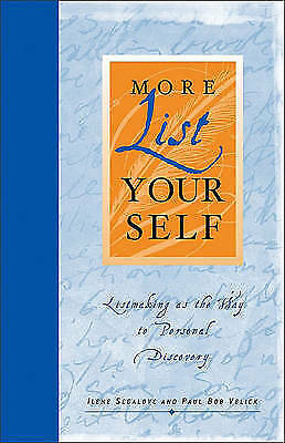 1 of 1 - More List Your Self: Listmaking as the Way to Personal Discovery