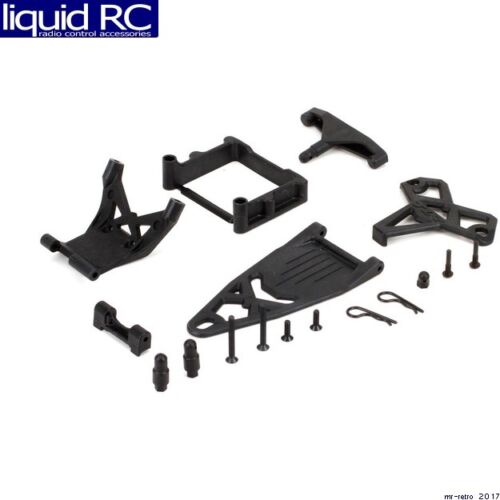 Team Losi Racing 231014 Battery Mounts Mid//Rear 22//2.0//T//SCT
