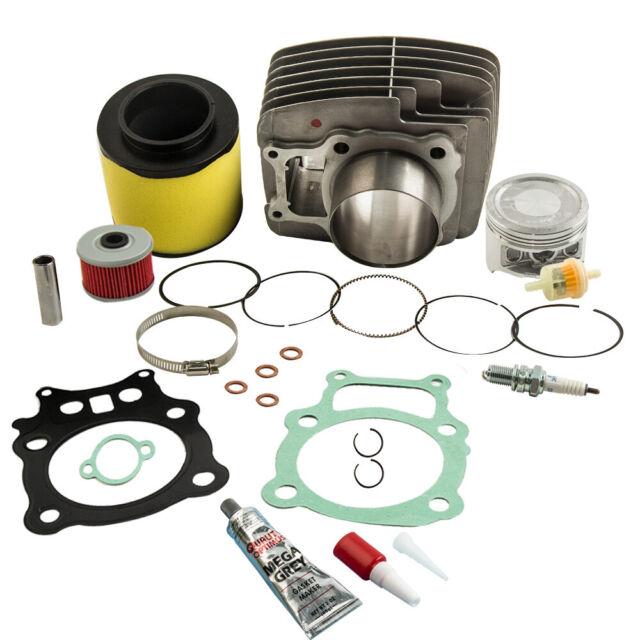 Fits Honda Rancher TRX350 00-06 Cylinder Piston Gasket Top End Rebuild Kit sale