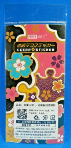Love Live Honoka Kousaka Anime Clear Stickers Lot Of 3 Series 4-6