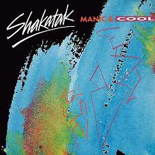 Shakatak - Manic & Cool (2017)  CD  NEW/SEALED  SPEEDYPOST