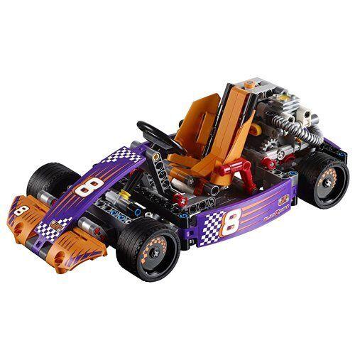 LEGO TECHNIC   Race Kart   42048 genuine Japan 345 pieces 9-16 old