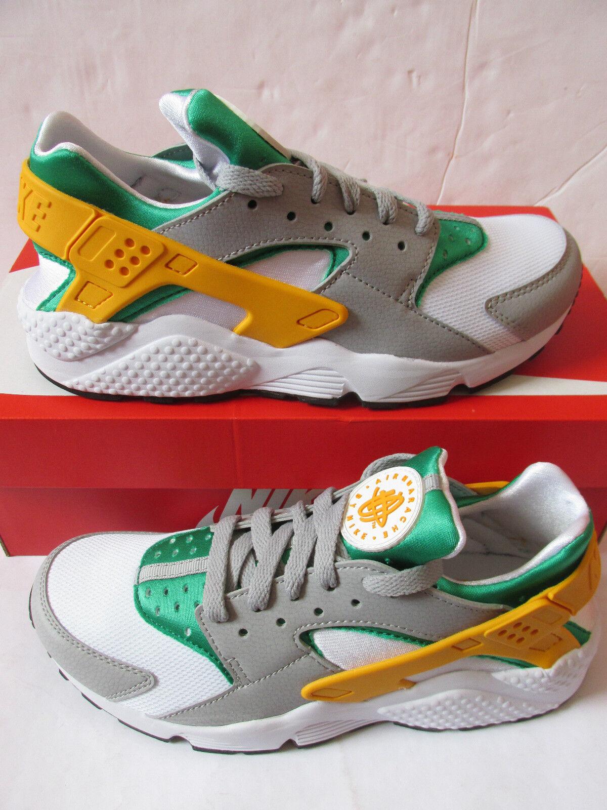 Nike Air Entrenadores Huarache Hombre Para Correr Entrenadores Air 318429 302 Tenis Zapatos 85242e