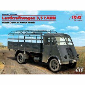 Icm Icm35416 Lastkraftwagen 35 t AHN WWII German Army Truck 1/35
