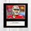 JIMMY-GAROPPOLO-NFL-San-Francisco-49ers-ENCADREE-NON-encadre-signe-Poster-10-034-x-10-034 miniature 6