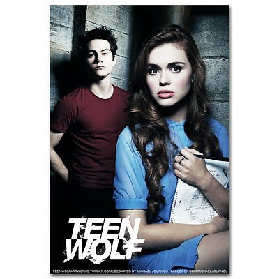 64067 Teen Wolf Show Wall Print POSTER CA
