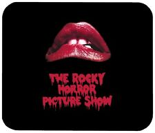 """ROCKY HORROR PICTURE SHOW MOUSE PAD - 1/4"""" RETRO HORROR MOVIE MOUSEPAD"""