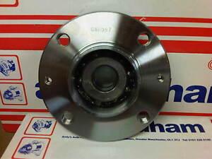 Peugeot 1007 2005-2009 Rear Wheel ABS Hub Bearing