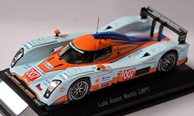 Lola Aston Martin LMP1 Gulf Le Mans 2009 #007 Charouz Cerrar Mosquito 1:43 Ixo