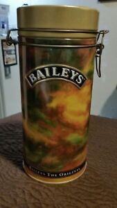 Bailey's Irish Cream The Original 750ml Bottle Tin 1993 Edition