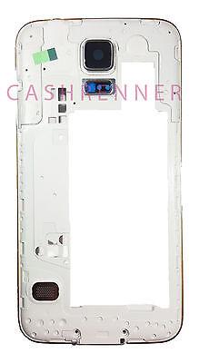 Mittel Rahmen Gehäuse S Middle Frame Housing Cover Bezel Samsung Galaxy S5 G900f