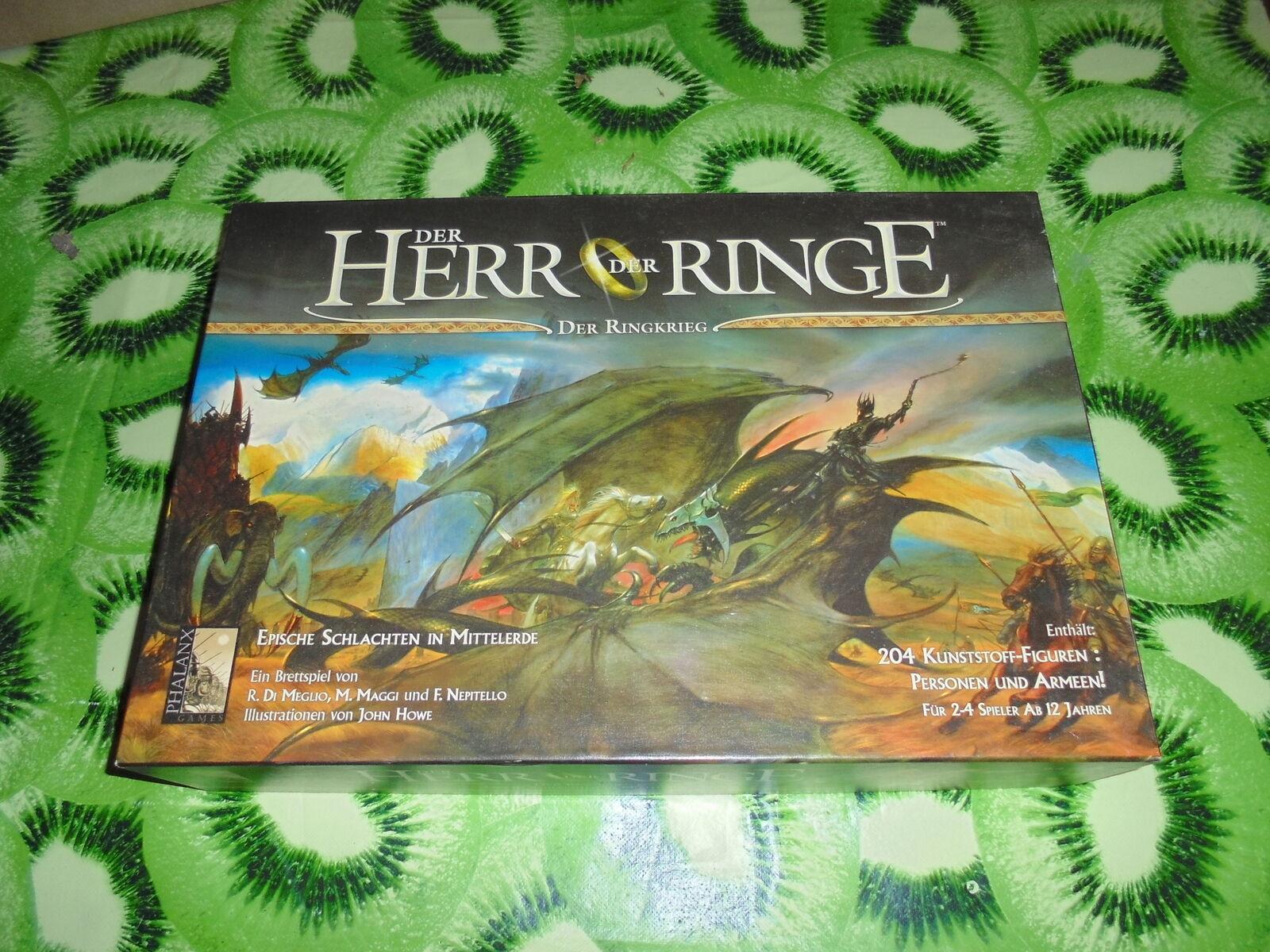 Der Herr der Ringe Lord Rings FANTASY Phalanx Table Toys 100% Complete