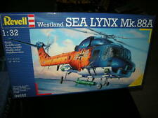 88A Hubschrauber 1:32 **OVP** **NEU** REVELL 04652 Westland SEA LYNX Mk