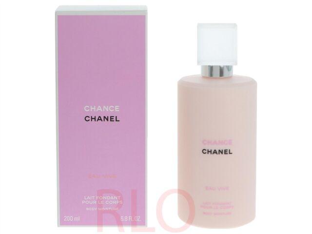CHANEL Chance Eau Vive Body Lotion 200ml Women for sale online  64a794f02