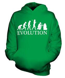 GEOLOGIE-EVOLUTION-DES-MENSCHEN-KINDER-KAPUZENPULLOVER-HOODIE-JUNGEN-MADCHEN