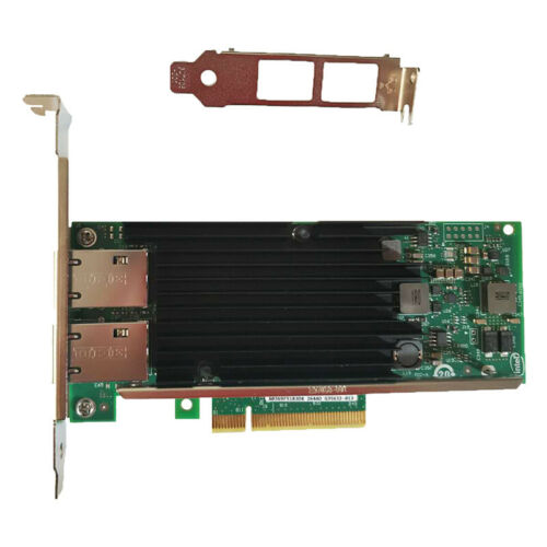 Intel X540-T2 OEM PCI-Express 10G Dual RJ45 PCI-E Ports Ethernet Network Adapter