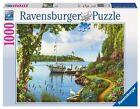 Ravensburger - Boat Days Puzzle 1000pc