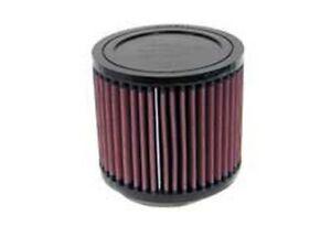 65mm Flansch: versetzt Ø unten, RA-0680 K/&N Universalluftfilter zylindrisch