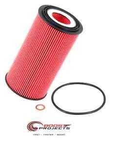 K/&N Oil Filter For 01-06 BMW X5 4.4L 93-01 BMW 740I PS-7006 *