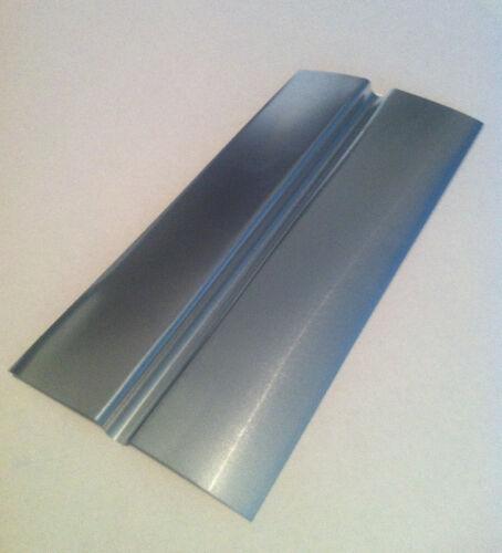 """Aluminum Radiant Heat Emission Plates LARGE 7//8/"""" SINGLE Groove $10.00//ea 10"""